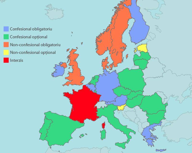Religia in Europa
